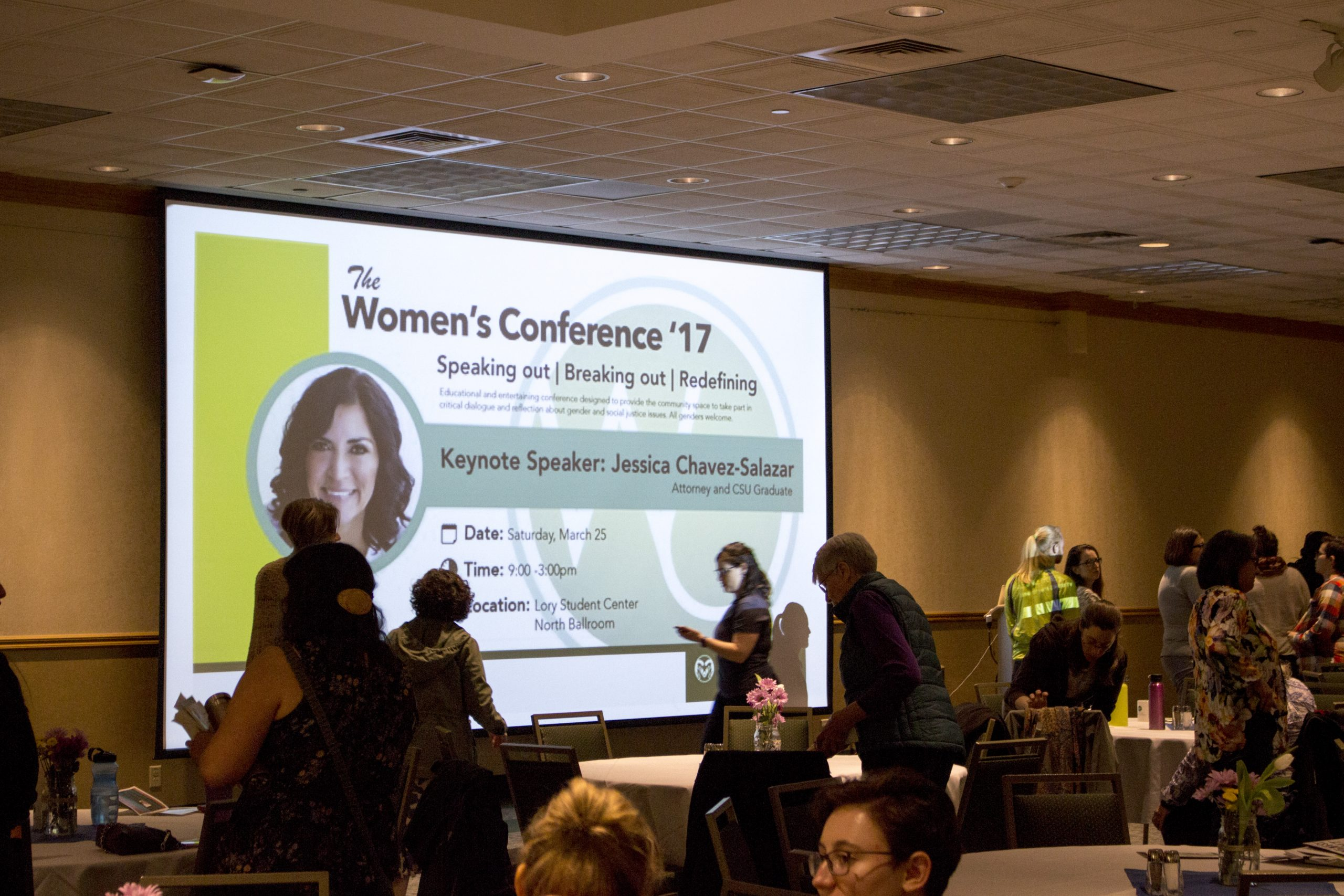 Summer Conference Keynoted By Jessica >> 12th Annual Women S Conference At Csu Goes Beyond White Feminism