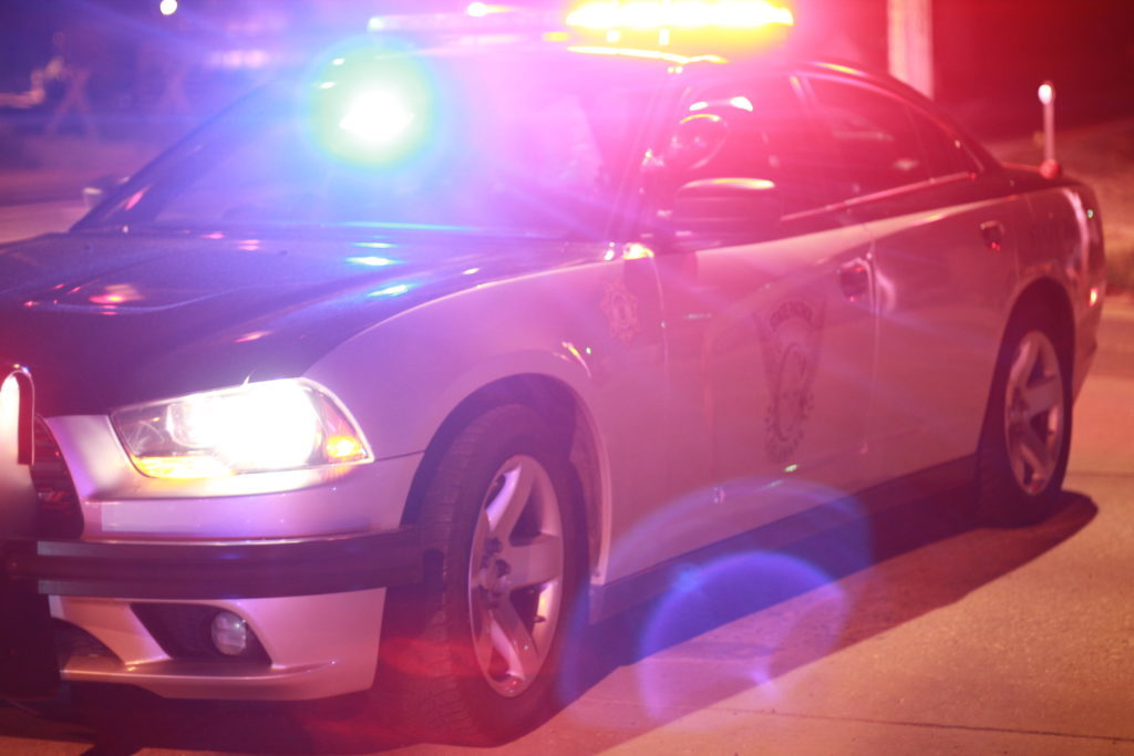 One dead in single-car collision