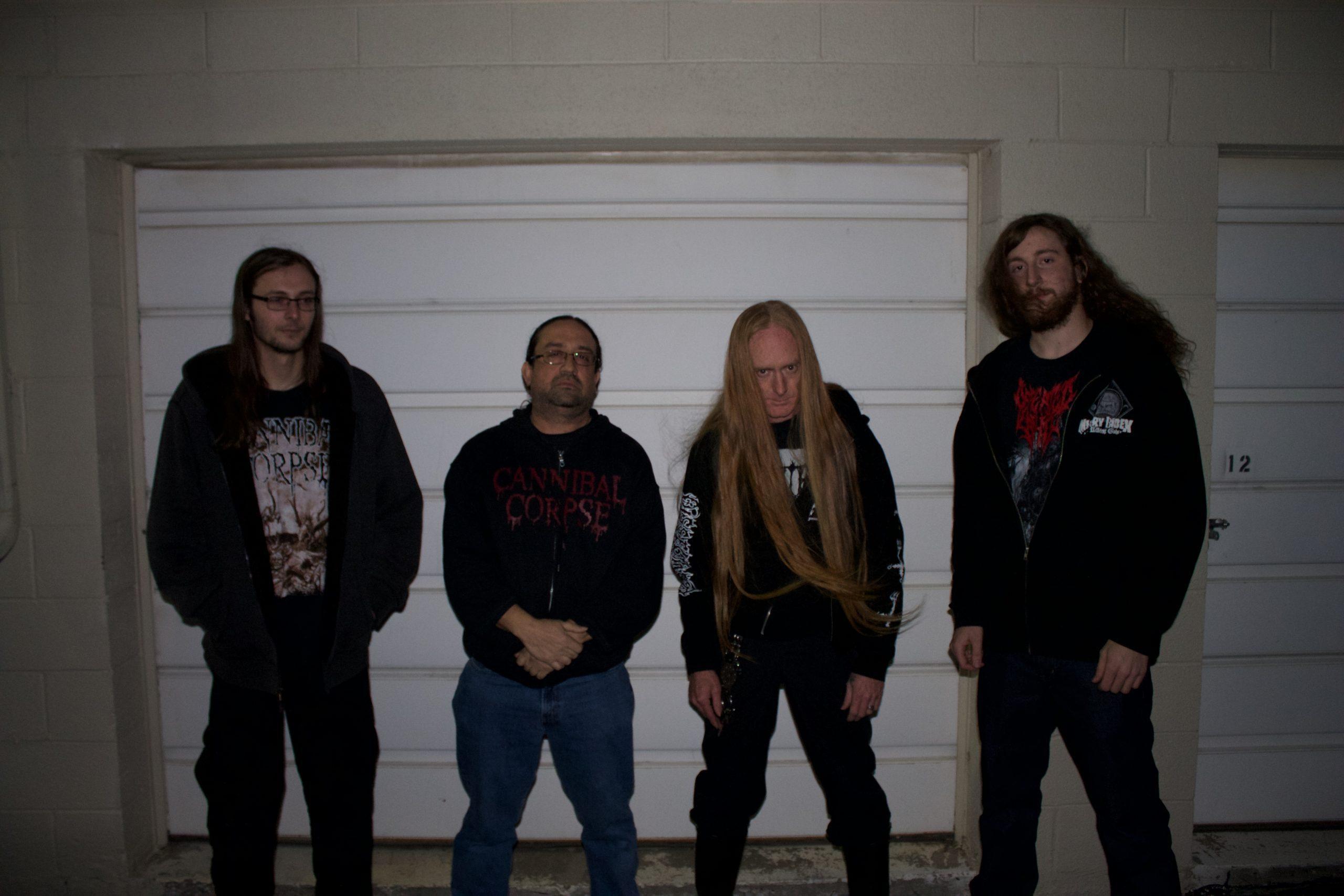 PHOTO: Loveland's Tierkrieger blends death and black metal. Photo credit: James Wyatt