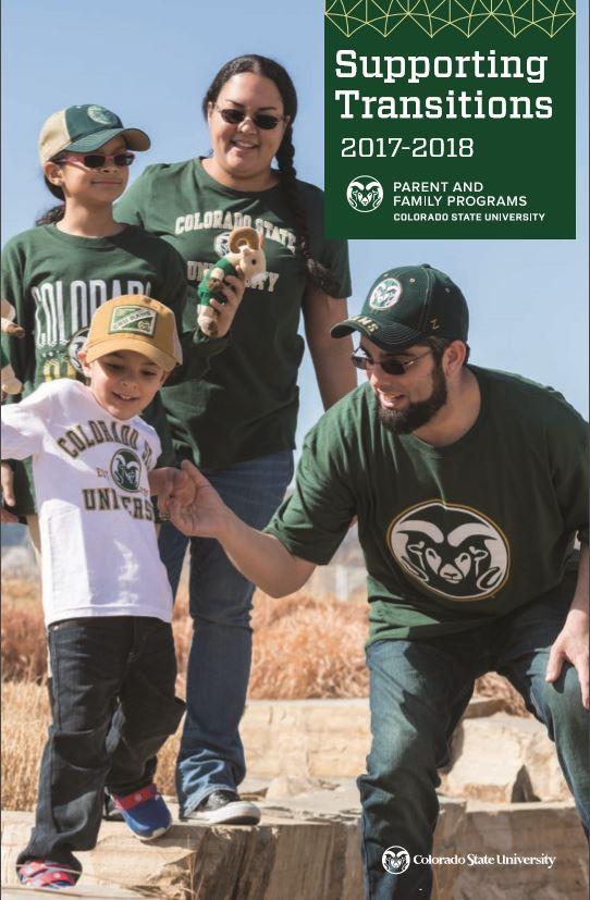 CSU Parent and Family Guide Cover