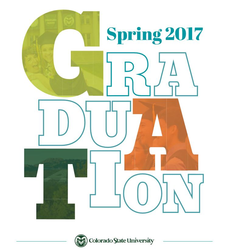 CSU Spring 2017 Graduation Guide