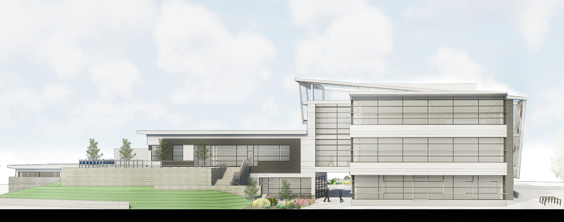 Richardson Design Center Construction Encourages New Beginnings