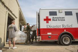 Spencer Red Cross Efforts Are Deceptive Donate Relief Funds