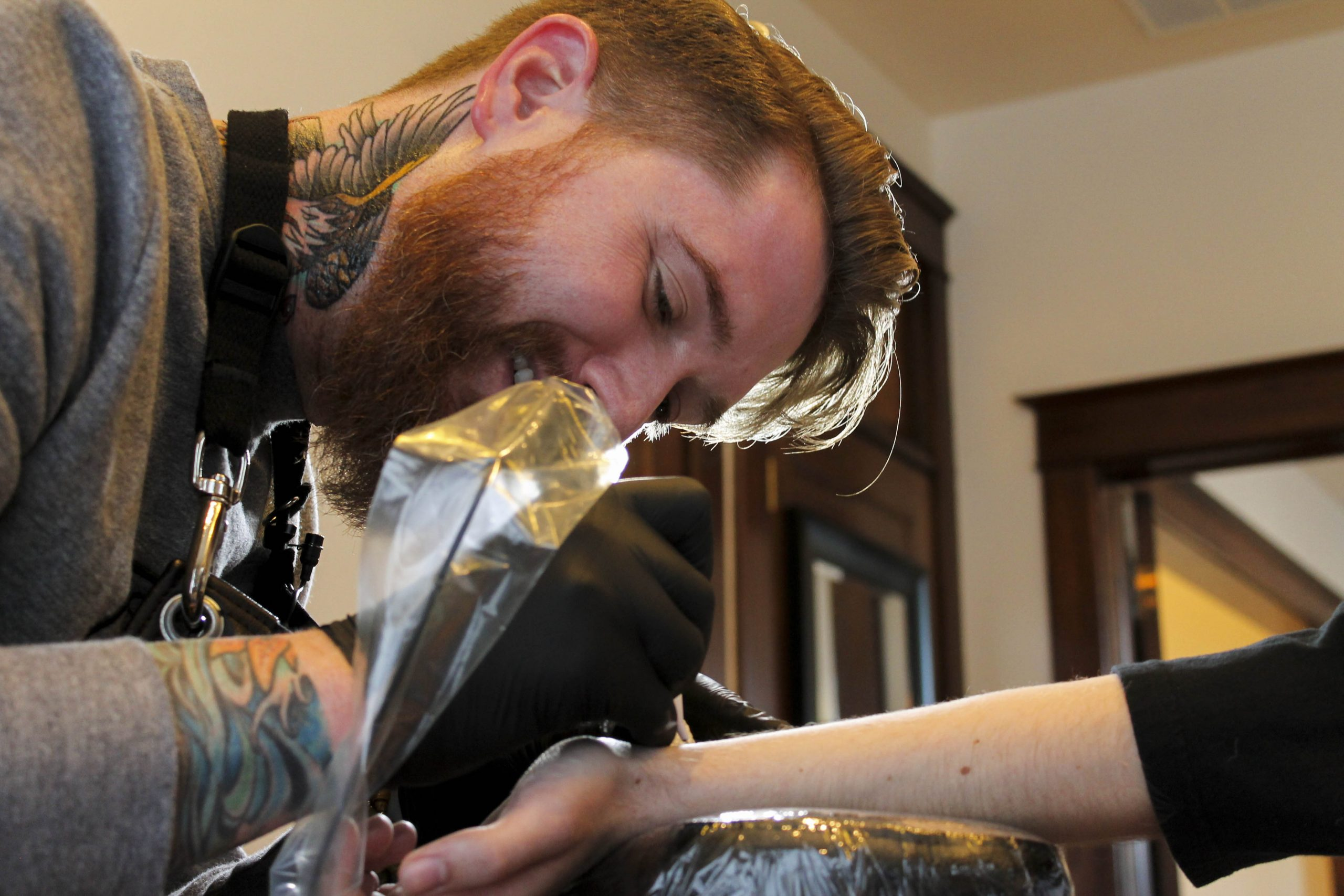 Heart & Skin Tattoos\' Todd Larson brings personable, passionate ...