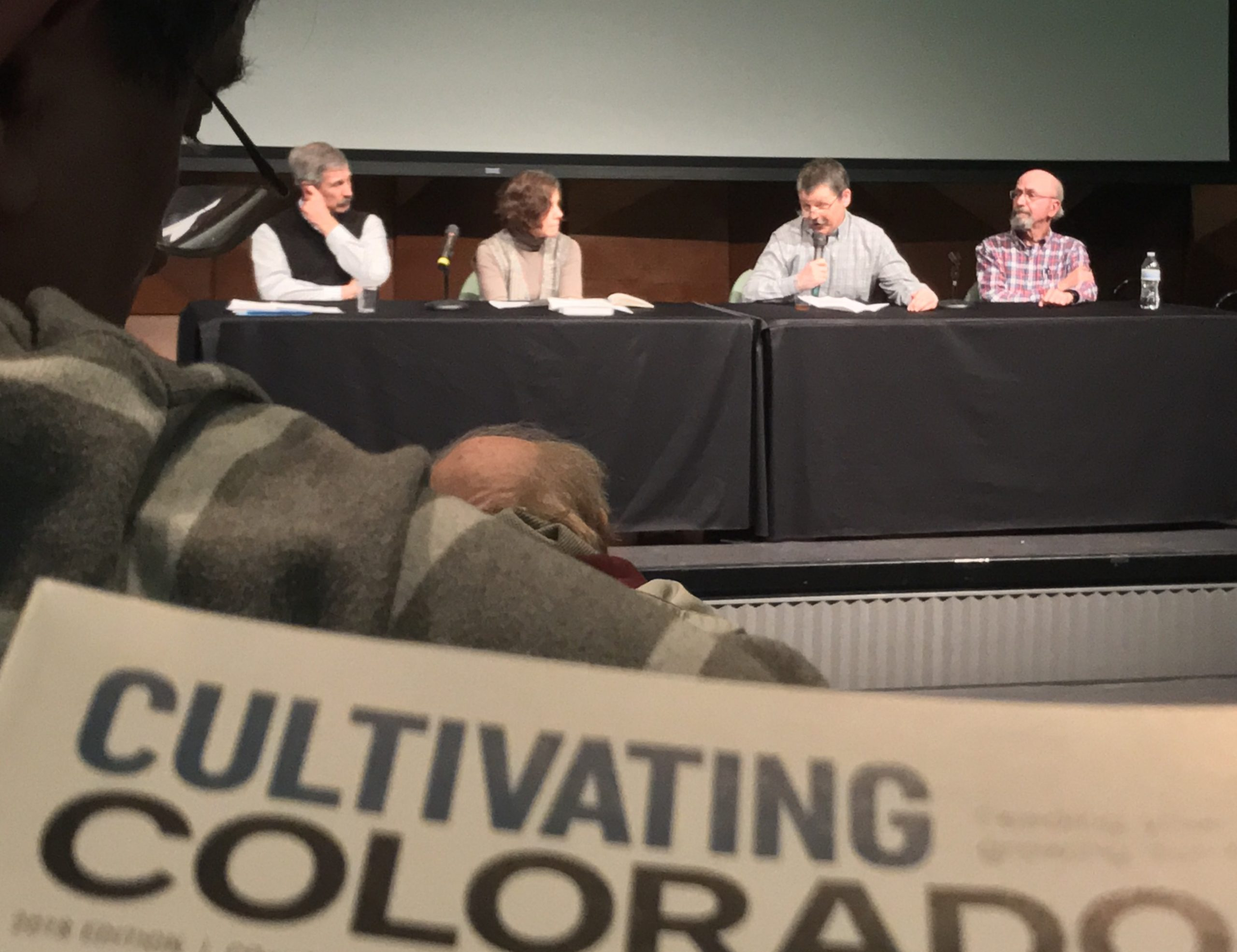 Panelists From Csu Discuss Safety Of Gmo Consumption The Rocky