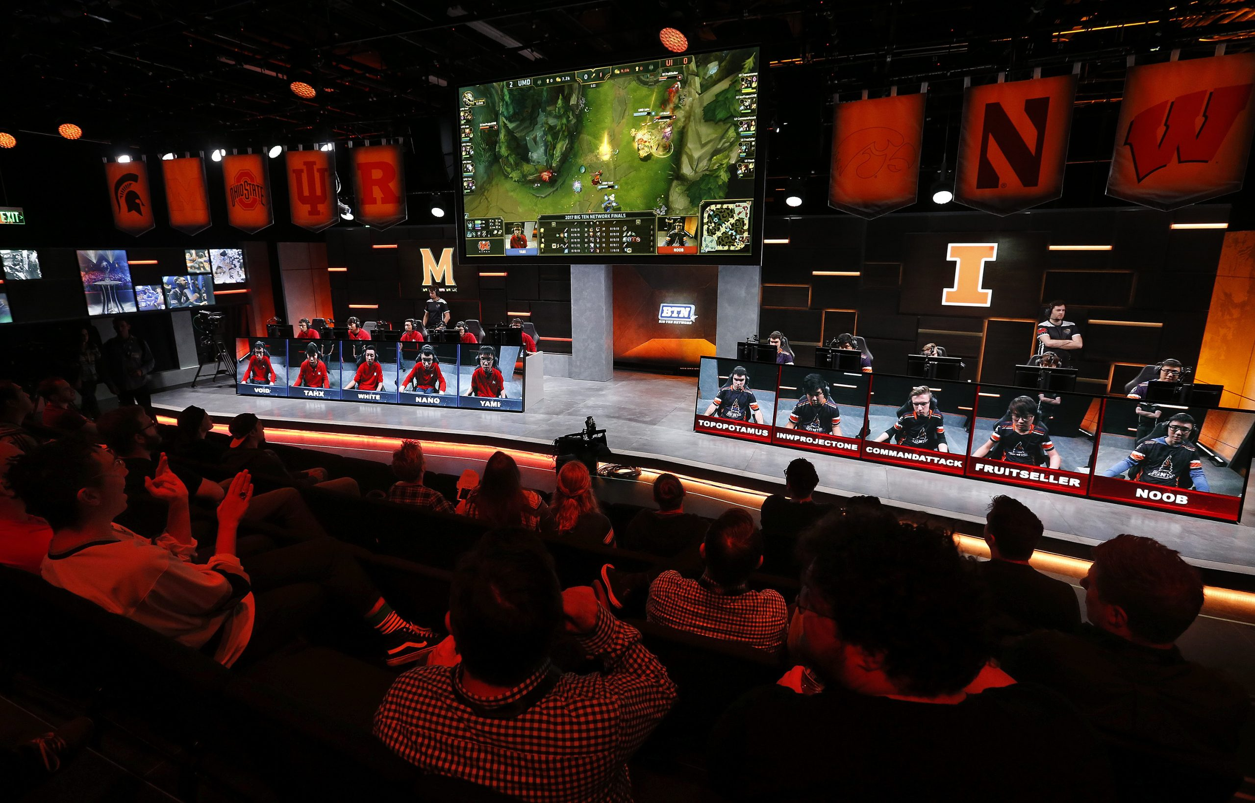 Mountain West to hold first conference-sponsored eSports