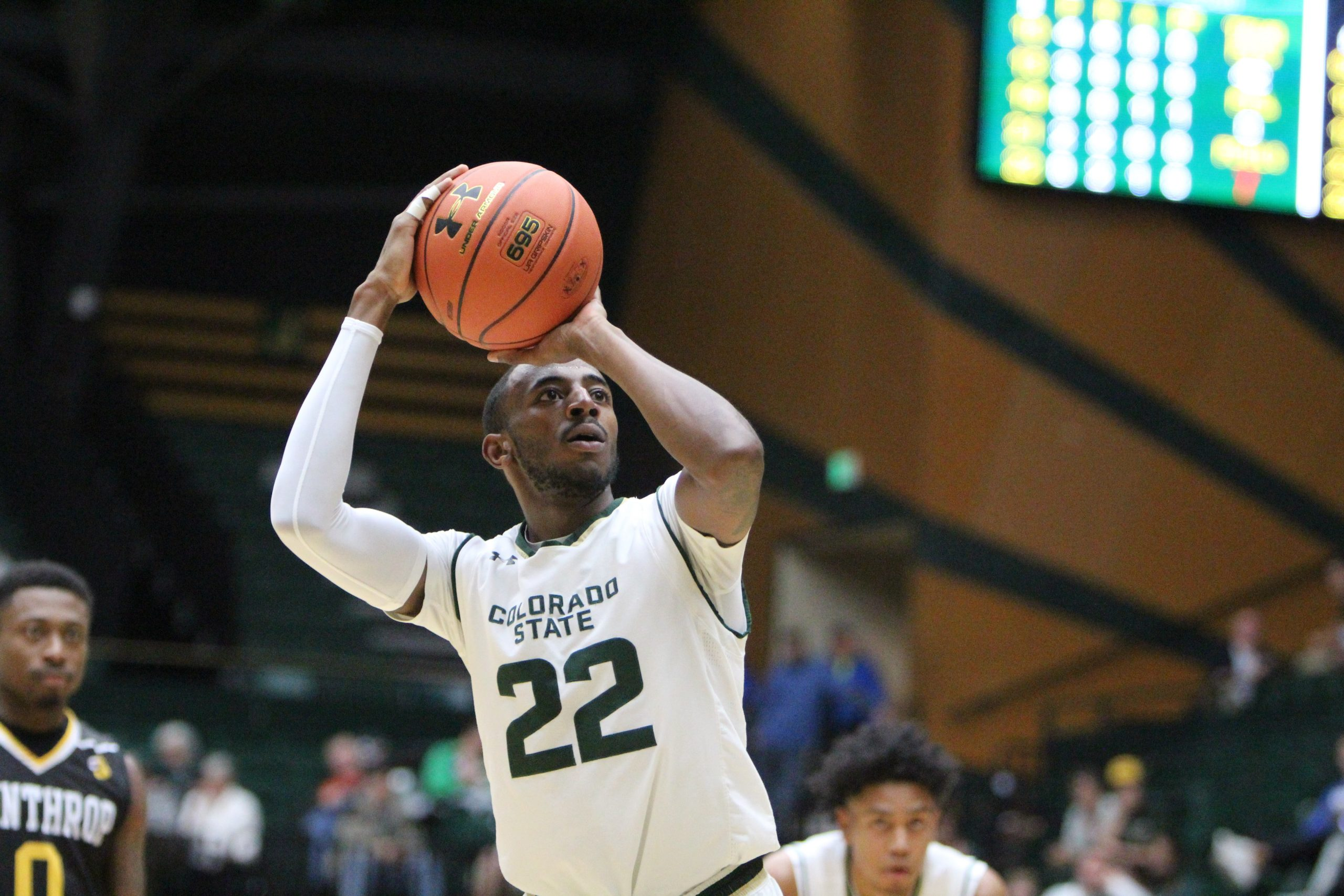 The Rocky Mountain Collegian - CSU men's basketball ...