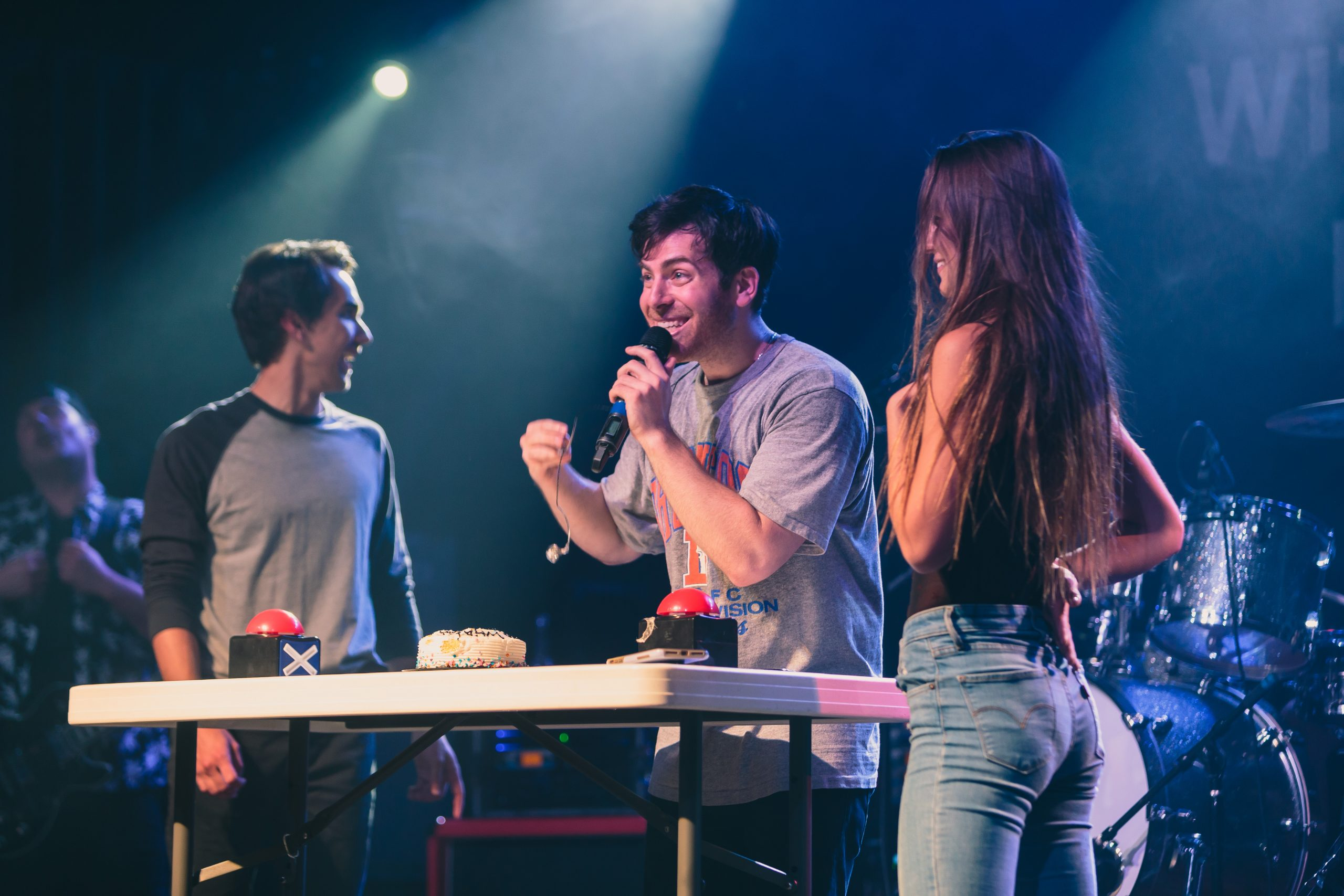 Hoodie Allen Puts On Intimate And Interactive Show At The Aggie