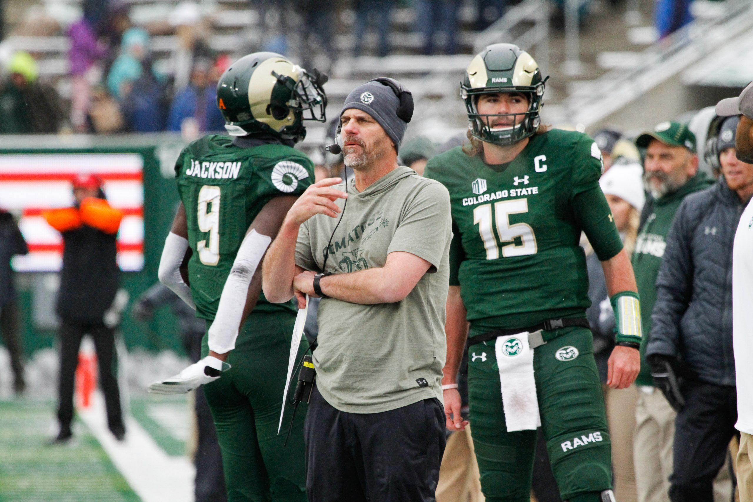 Colorado State Football S Complete 2019 Schedule Released