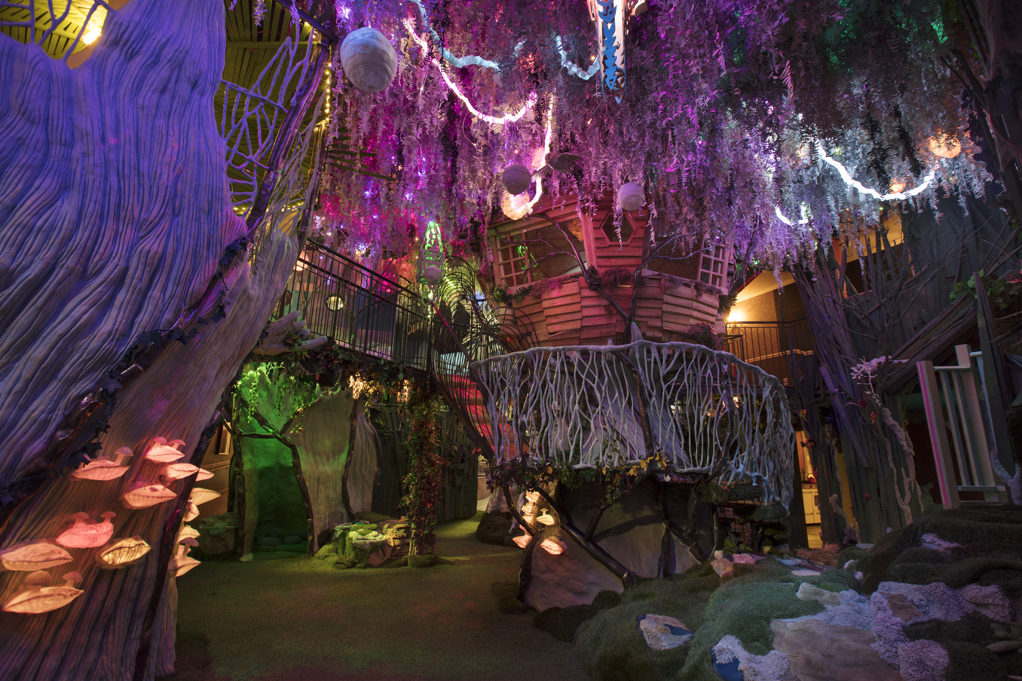 Mystic Experience At Meow Wolf S Santa Fe House Of Eternal Return The Rocky Mountain Collegian